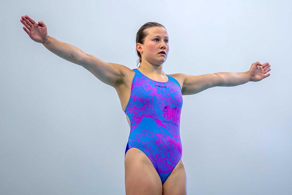Tina Punzel wird bei den Olympischen Spielen in Tokio gleich in drei Disziplinen antreten.