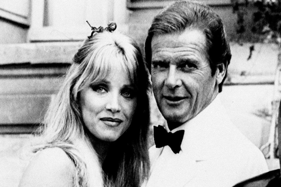Tanya Roberts spielte an der Seite von Roger Moore in «James Bond 007 - Im Angesicht des Todes» («A View to a Kill»).