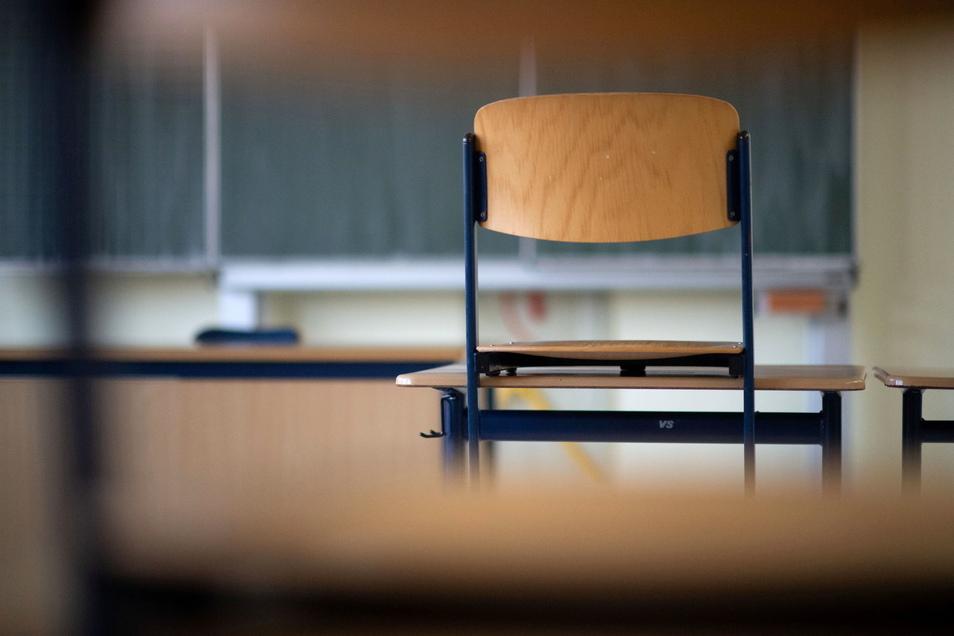 In Sachsen drohen wieder geschlossene Schulen.