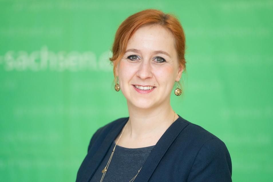 Grünen-Fraktionschefin Franziska Schubert