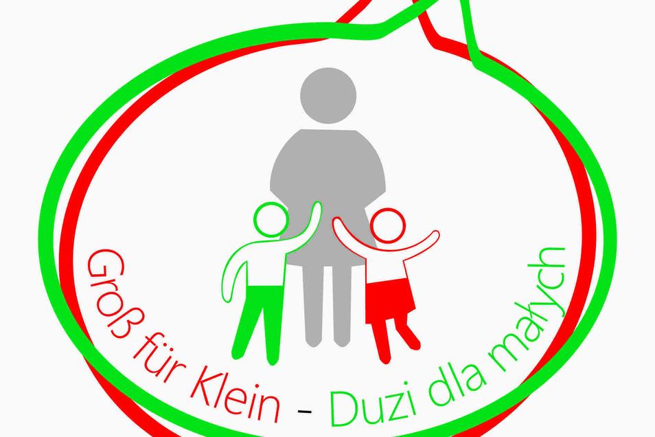 Logo für Groß und Klein