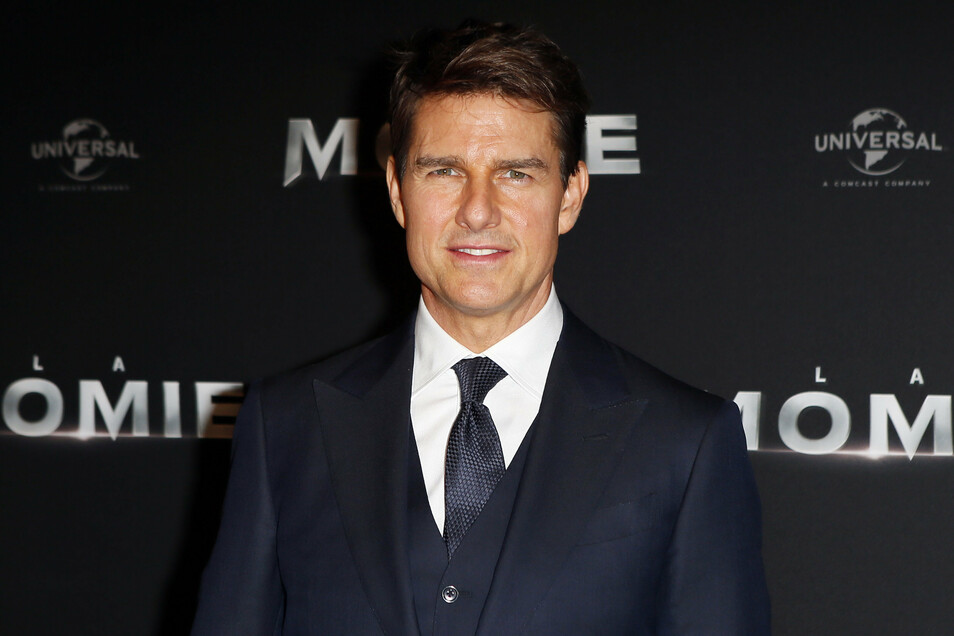 Tom Cruise will zur ISS.