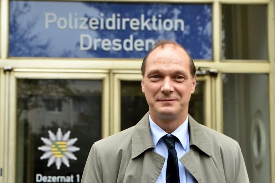 Martin Brambach als Kommissariatsleiter Peter Michael Schnabel.