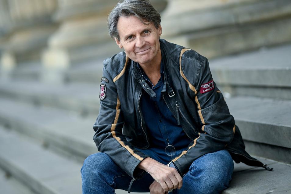 Wolfgang Bahro wird 60