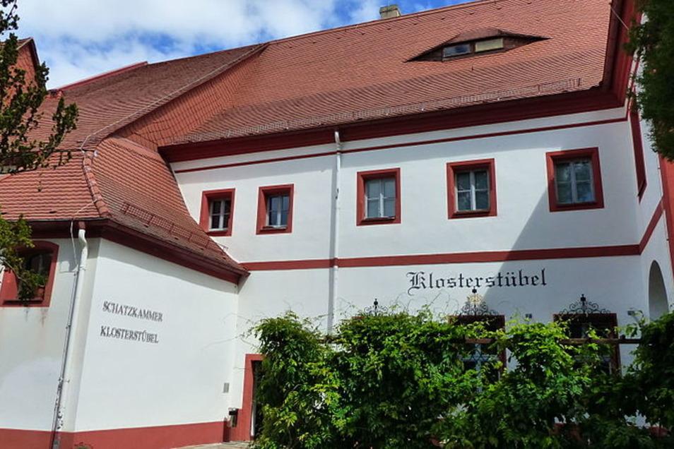 Das Klosterstübel im Kloster St. Marienstern.