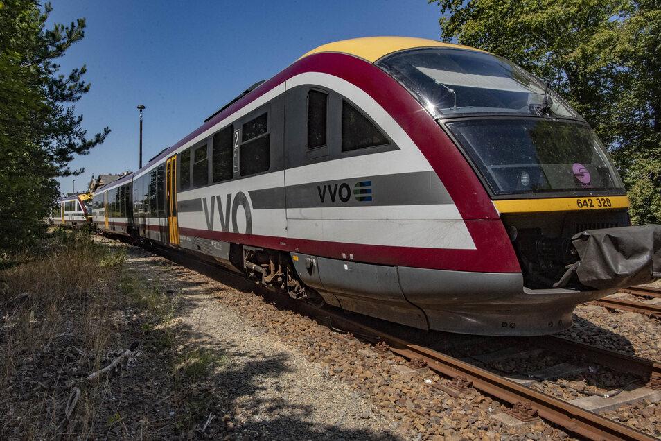 In der Nacht zu Donnerstag hatte die Städtebahn ihren kompletten Zugbetrieb eingestellt.