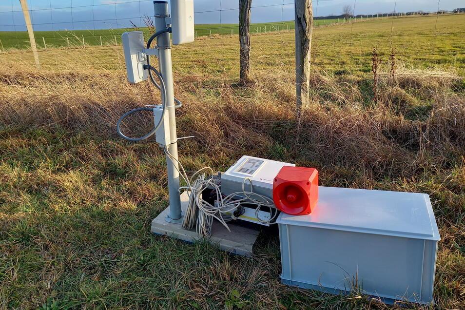 Ausgeklügelte Technik soll Landwirten helfen.