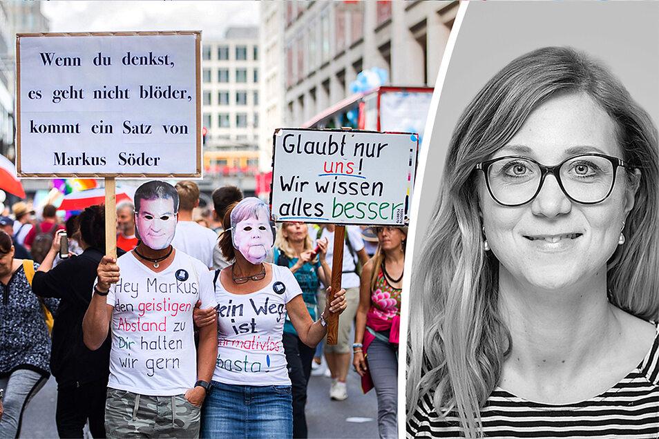 Johanna Lemke ist Leitende Redakteurin für das Wochenende.