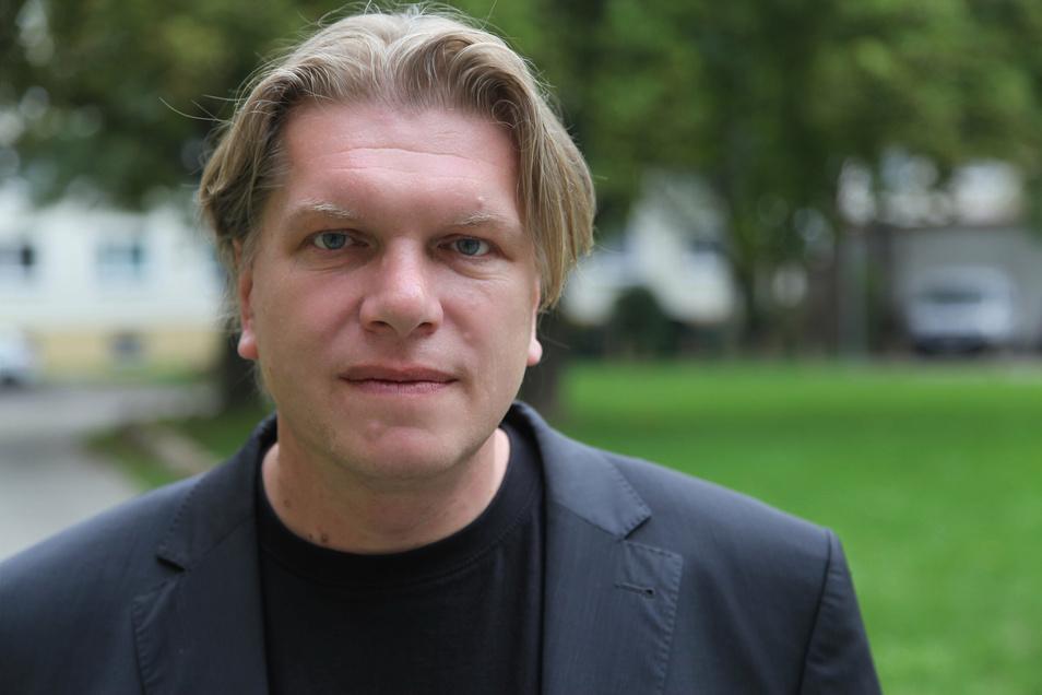 Experte für medizinische Psychologie und Soziologie: Prof. Dr. rer. medic. habil. Hendrik Berth (50) von der Medizinischen Fakultät der TU Dresden.
