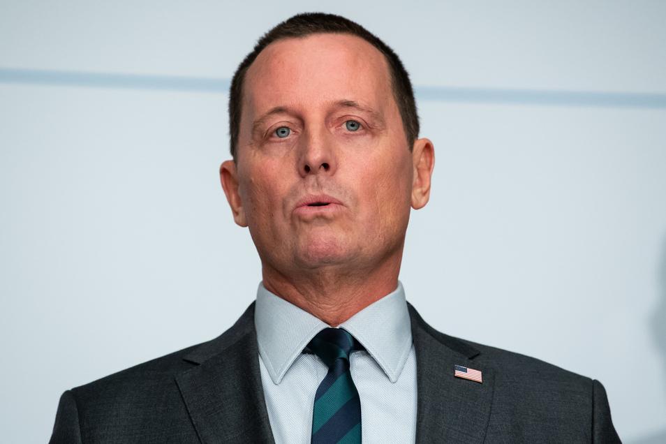 US-Botschafter Grenell zurückgetreten