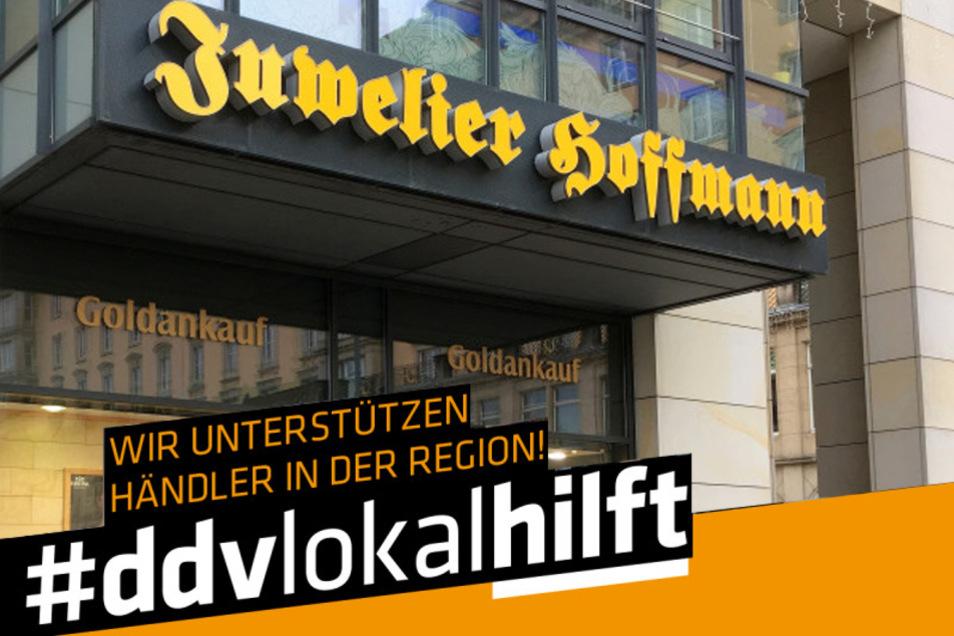 Neu im Onlineshop von DDV-Lokal: Premium Uhren aus Glashütte von Juwelier Hoffmann.
