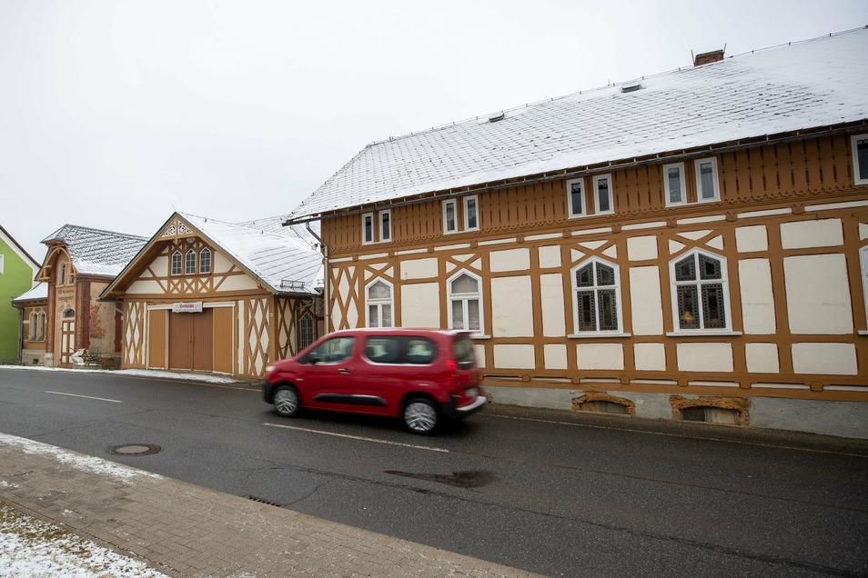 So präsentiert sich die Hofmühle heute.