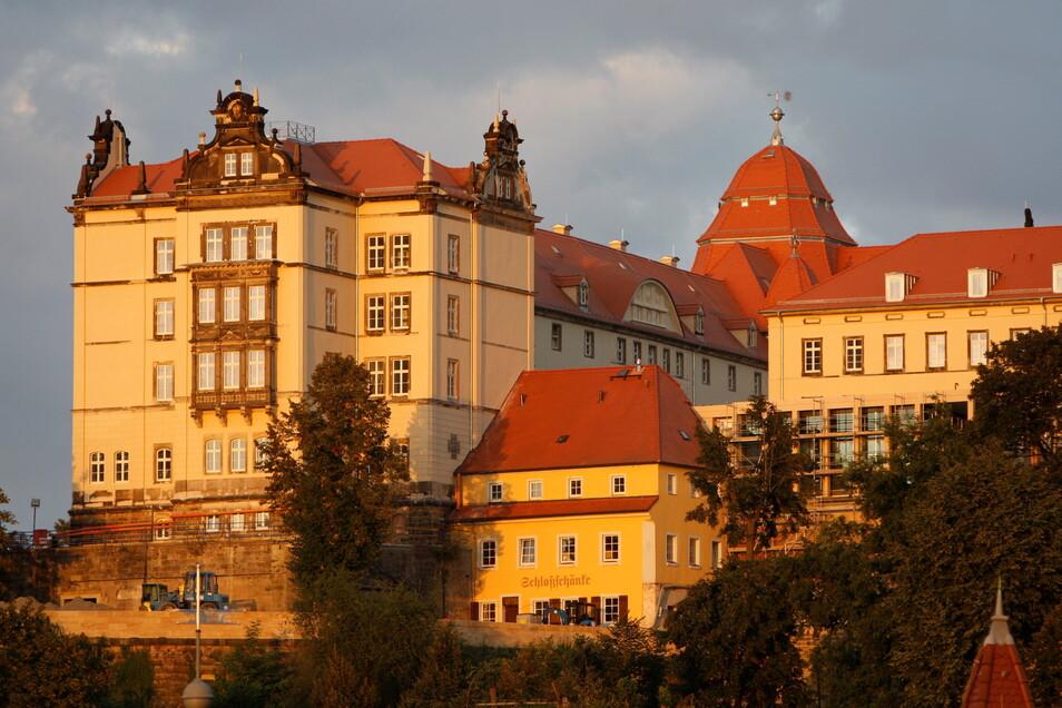 Das Schloss Sonnenstein wurde von 2010 bis 2011 saniert und ist Sitz des Landratsamtes.