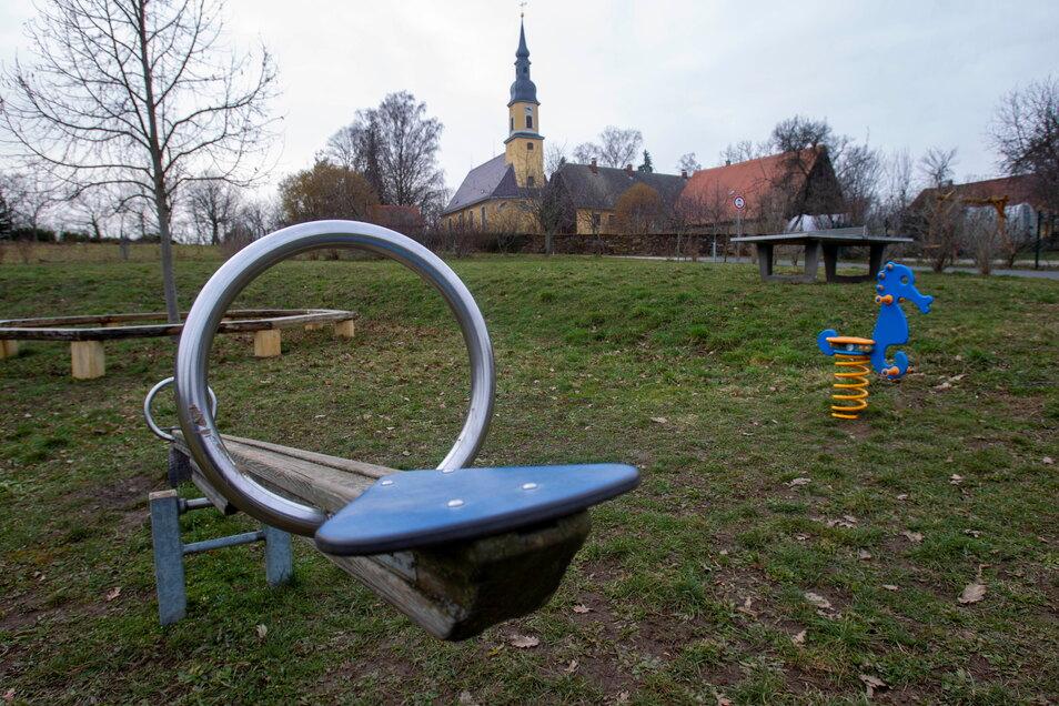 Auch der Spielplatz in Blankenstein soll aufgefrischt werden. Entsprechende Vorschläge will die Stadt zusammen mit dem Ortschaftsrat beraten.
