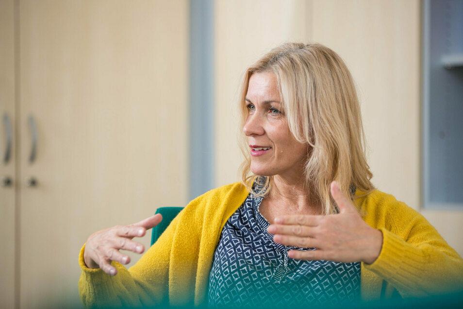 Im SZ-Interview spricht Jugendamtsleiterin Sylvia Lemm über Pflegefamilien und wie es mit der Amtsleitung weitergeht.