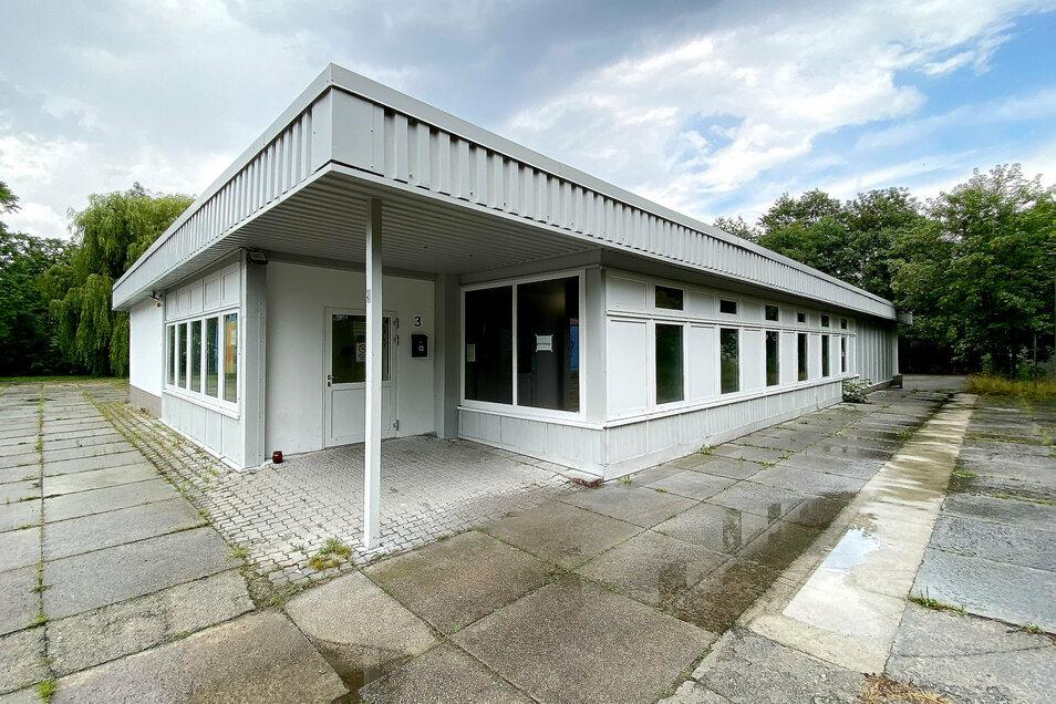 Der Jugendclub Klinik in Löbau.