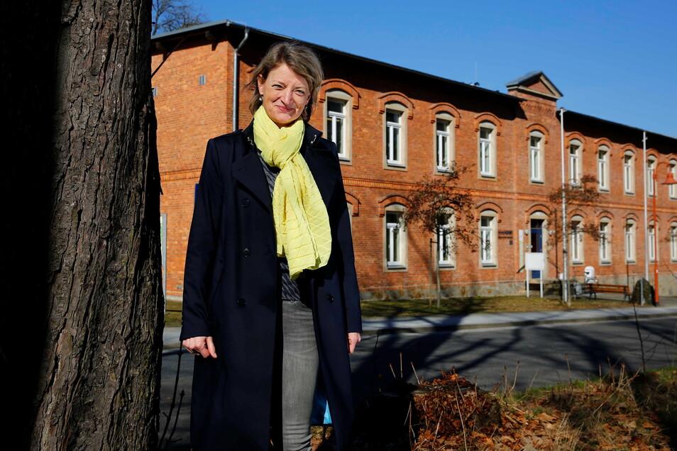 Susanne Dannenberg ist in Königsbrück beim Regionalmanagement Dresdner Heidebogen Ansprechpartnerin.