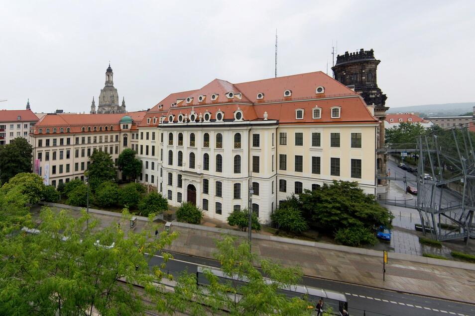 Die Dresdner Museen öffnen in einer Woche, auch das Stadtmuseum.
