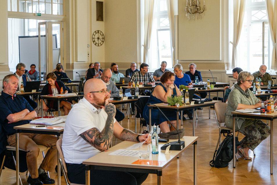 """Projekte rund ums Steinhaus, die Partnerschaft für Demokratie und """"Willkommen in Bautzen"""" haben es momentan schwer im Bautzener Stadtrat - zumeist, weil die AfD dagegenstimmt."""
