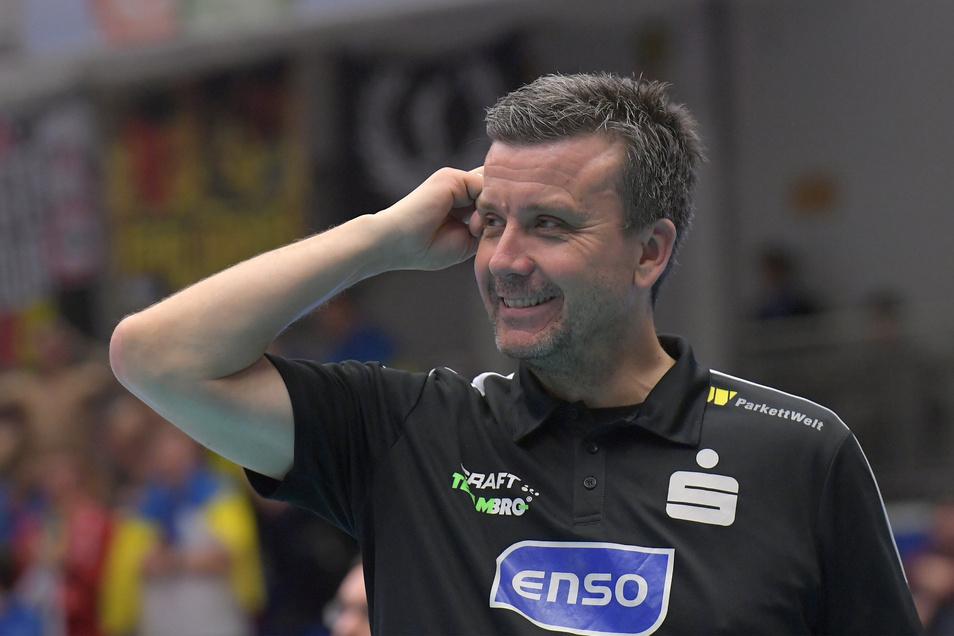 DSC-Trainer Alexander Waibl wird künftig auch um die deutsche Nachwuchsauswahl kümmern.