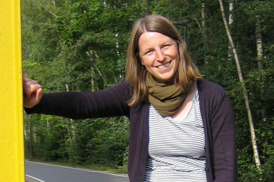 Jana Kühl (36) ist Geografin und Professorin für Radverkehrsmanagement an der Ostfalia-Hochschule in Salzgitter.