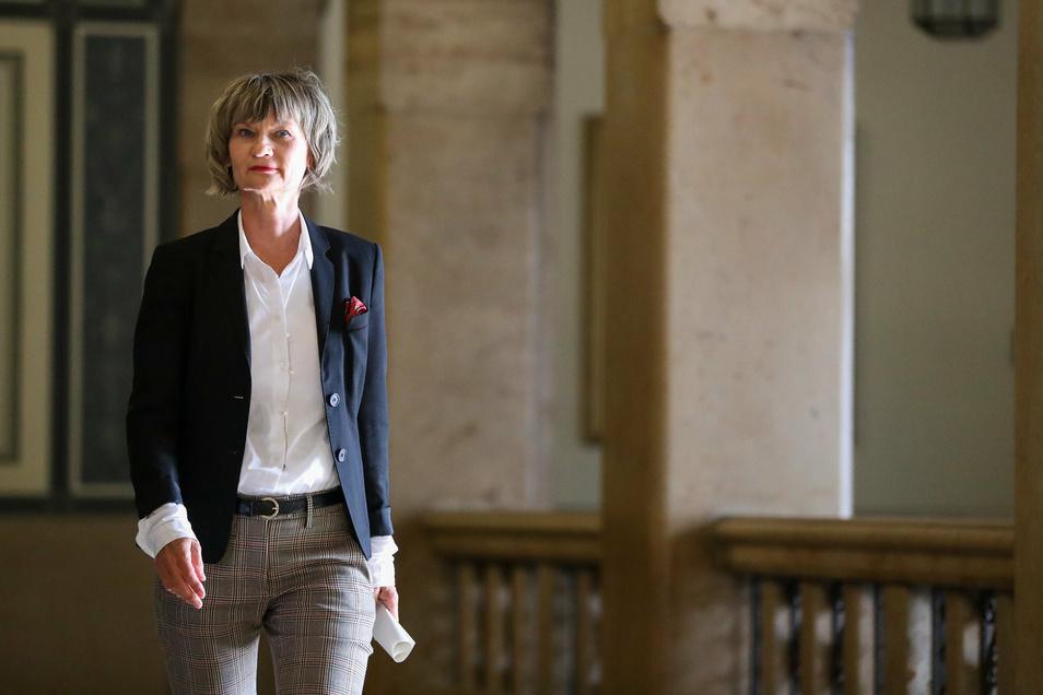 Seit 2006 ist Barbara Ludwig Oberbürgermeisterin von Chemnitz. Nun beginnt der Kampf um ihre Nachfolge.