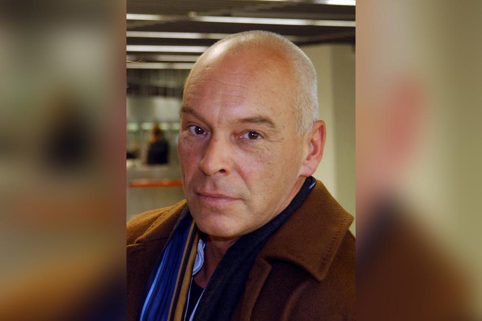 Schauspieler Thomas Gumpert verstarb nach kurzer schwerer Krankheit.