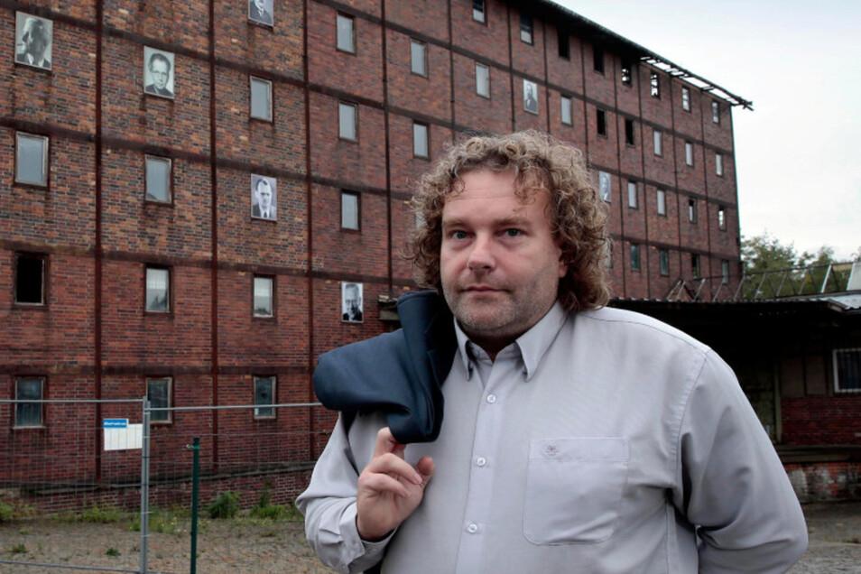 Oberbürgermeister von Weißwasser: Torsten Pötzsch (Wählervereinigung Klartext)