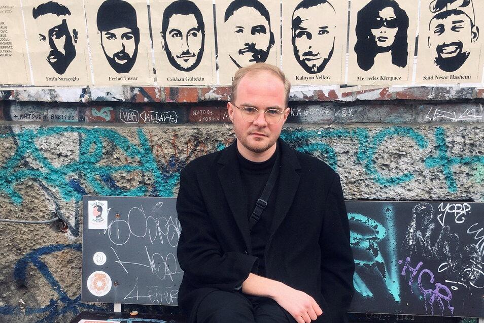 Markus Pohle (29) aus Leipzig hat mehrere Jahre an der Uni Leipzig Geschichte sowie Europastudien studiert und danach als Koch gearbeitet. Aus dieser Erfahrung heraus soll es im Wahlkampf um das Direktmandat für den Bundestag im Wahlkreis Meißen vor allem