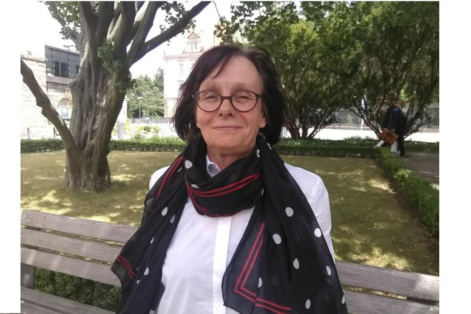 Martina Hanke engagiert sich seit Jahren in vielen Ehrenämtern. Nun will die Freitalerin in den Landtag.