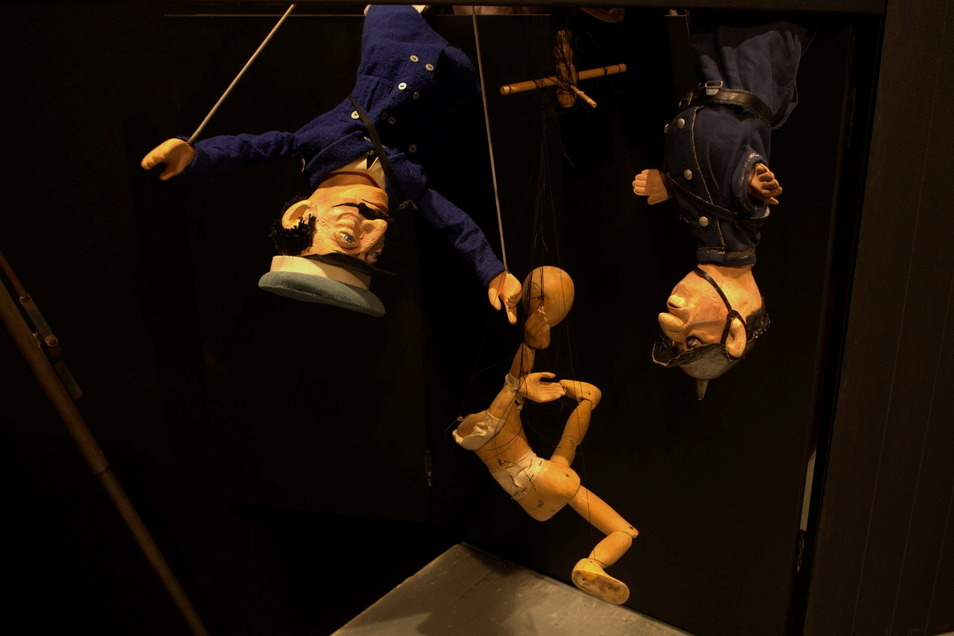 Zum 60-jährigen Bestehen des Bautzener Puppentheaters erinnert ein neues Stück an alte Helden.