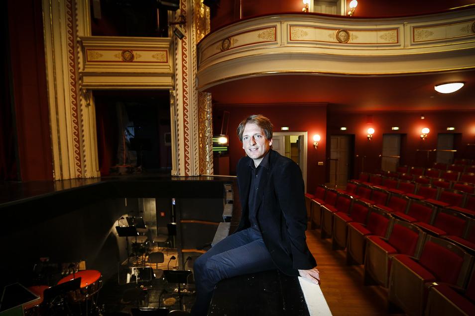 Der Görlitzer Dirigent Ulrich Kern erhielt jetzt eine Auszeichnung.