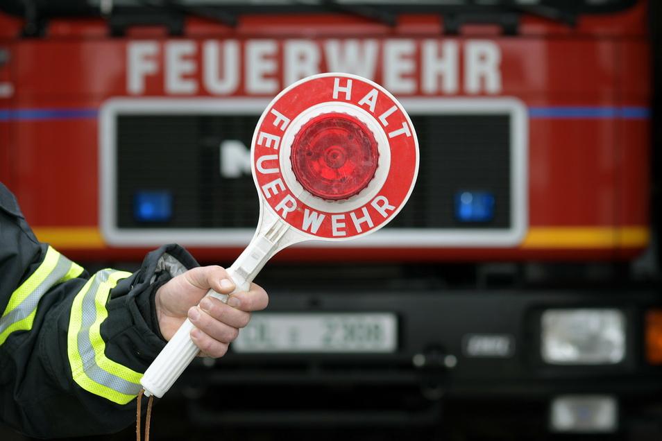 Am Dienstag musste die Feuerwehr in die Friedrichstadt ausrücken.