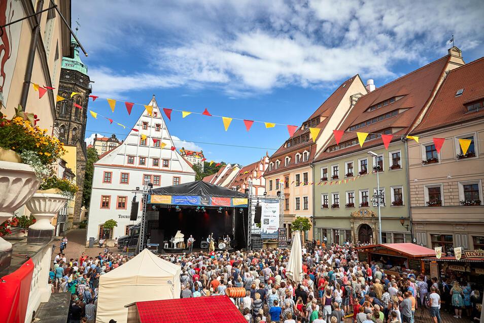 Stadtfest 2019: Viel Licht, aber auch ein wenig Schatten.