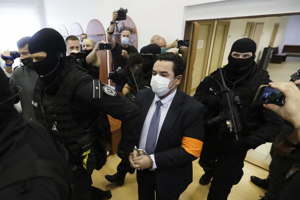 Freispruch für Millionär im Mordfall des Journalisten Kuciak