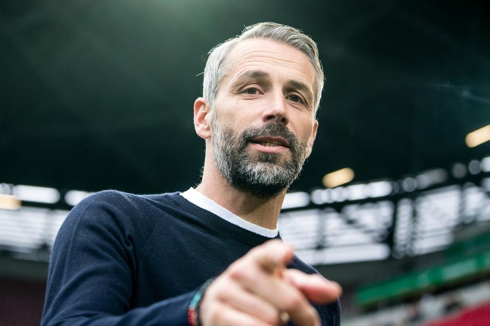 Marco Rose kam aus Salzburg nach Mönchengladbach und will nach zwei Jahren bei den Fohlen nun zum BVB.