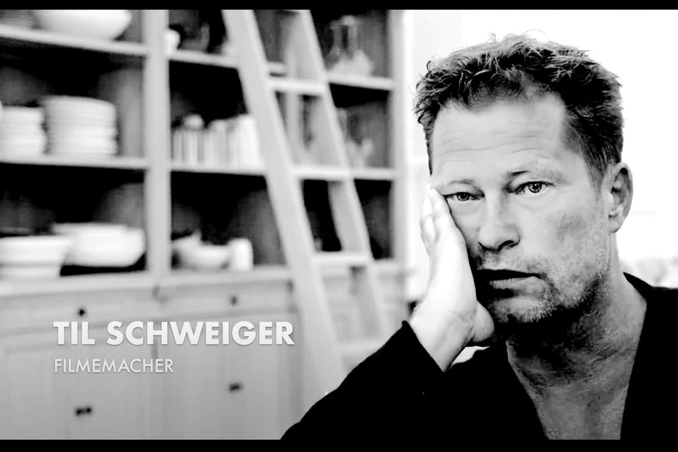 """Til Schweiger in einer Szene des Trailers für den Dokumentarfilm """"Eine andere Freiheit"""""""