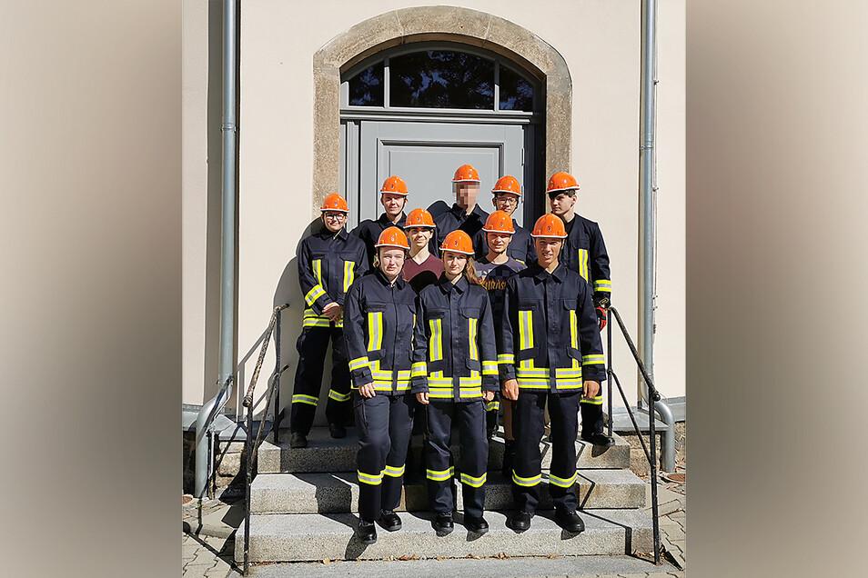 Zehn Zehntklässler der Dohnaer Oberschule schreiben jetzt Feuerwehr-Geschichte.
