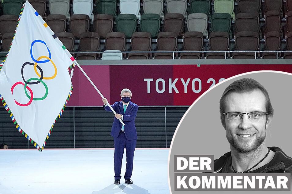 Im Vorfeld viel kritisiert, besonders von den Athleten umso mehr gefeiert: Olympia in Tokio. Gut, dass die Spiele stattgefunden haben, wenngleich mit einem Jahr Verzögerung.