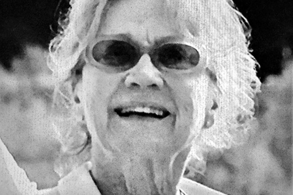 Antje Hagen ist 82 Jahre alt. Auf die Welt kam sie in Pethau.