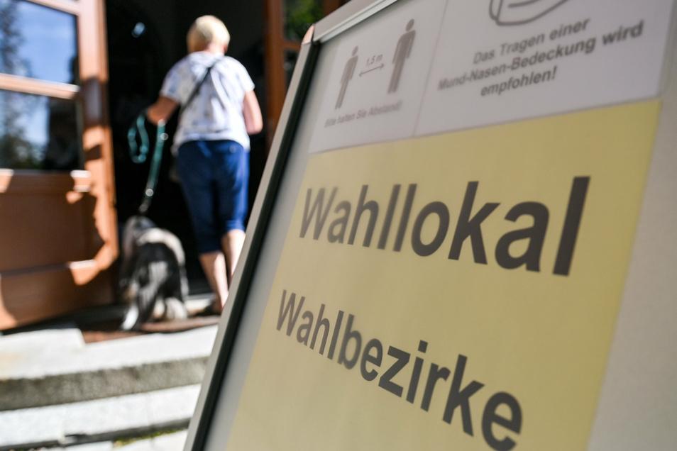 In Chemnitz und Zwickau wird zum zweiten Mal gewählt.