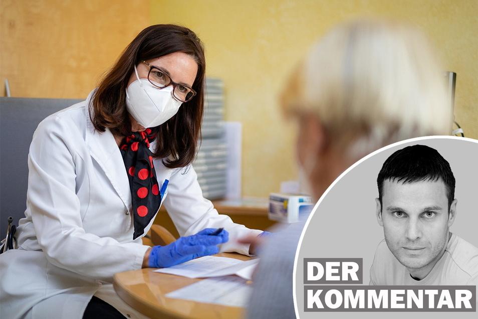 Mit den ersten Corona-Impfungen bei Hausärzten ist der Startschuss für eine deutliche Verbreiterung der Impfkampagne in Deutschland gefallen.