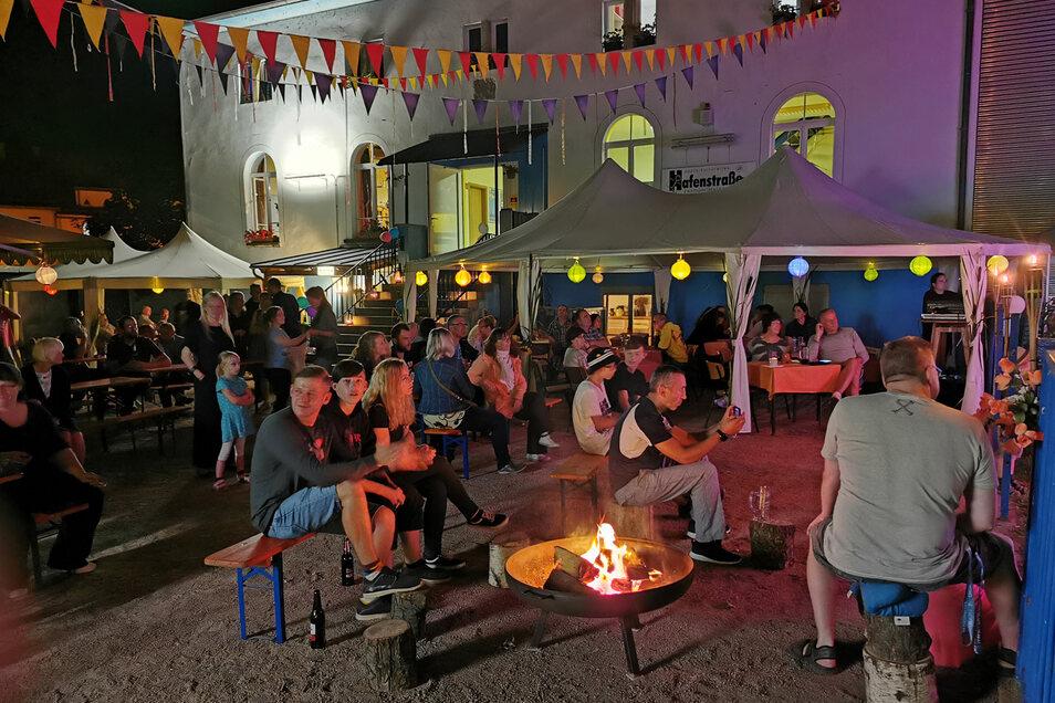 Hafenstraßenfest im Jahr 2020