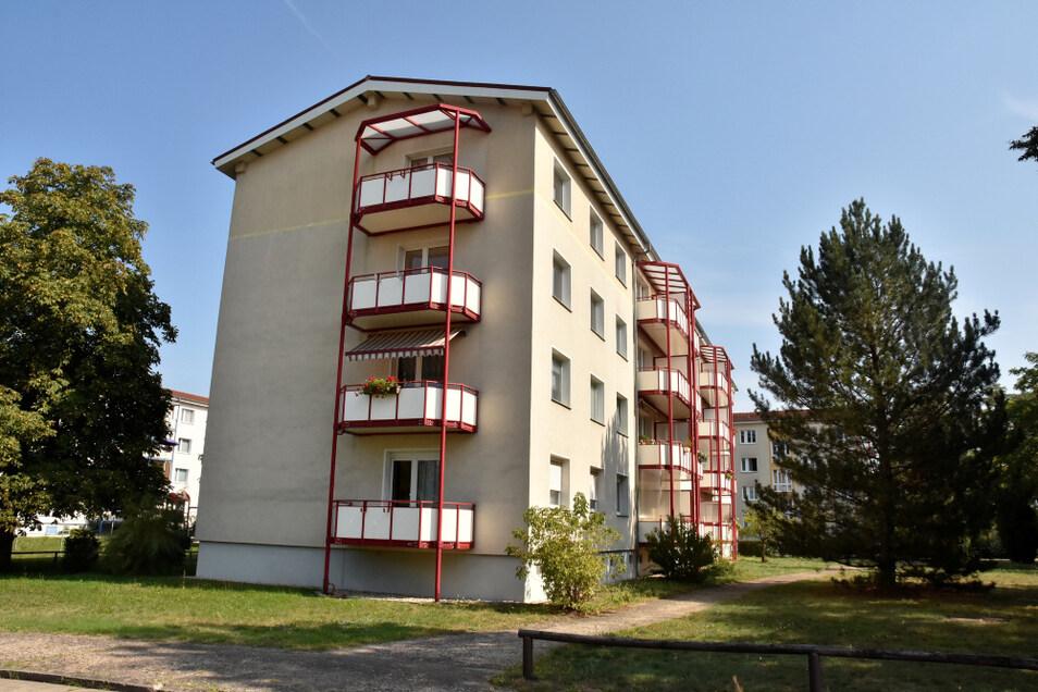 In den Block Ziolkowskistraße 2-6 wurde vor einigen Jahren investiert. Dennoch soll er nun abgerissen werden.