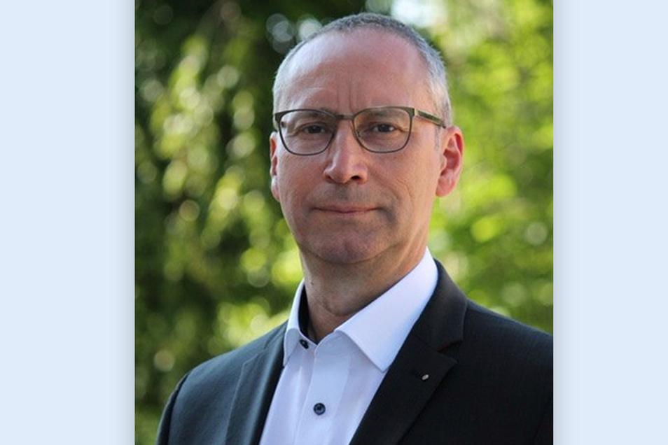 Karsten Vogt ist neuer Präsident des Bautzener Lions-Club.