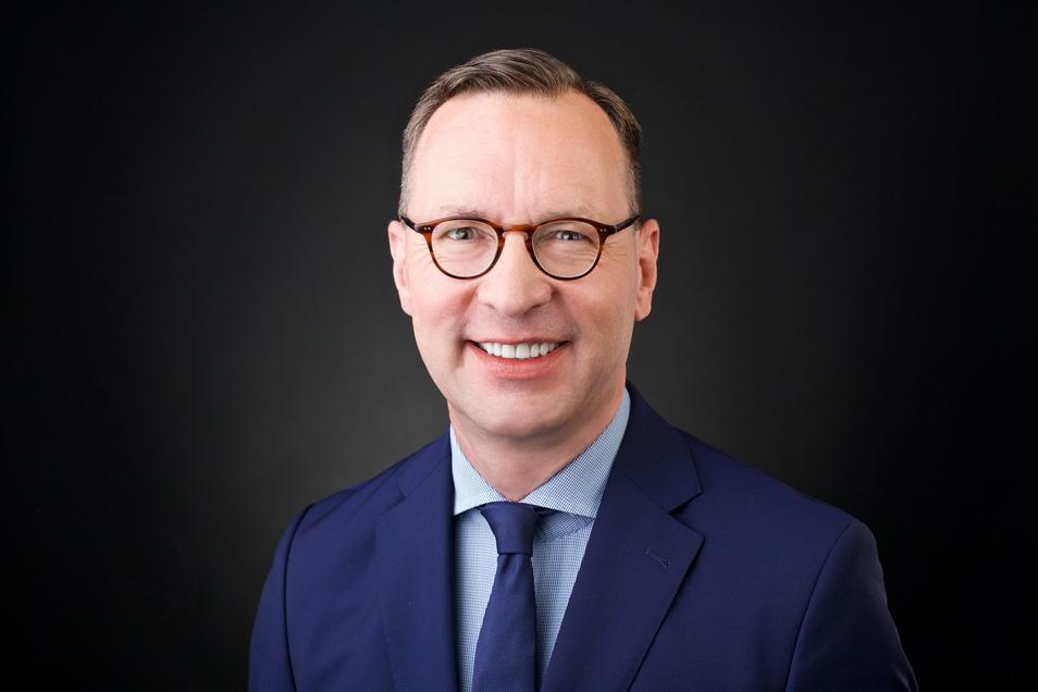 Neuer Geschäftsführer Oliver Schulze-Dobbert: über Australien und Hamburg nach Pirna.