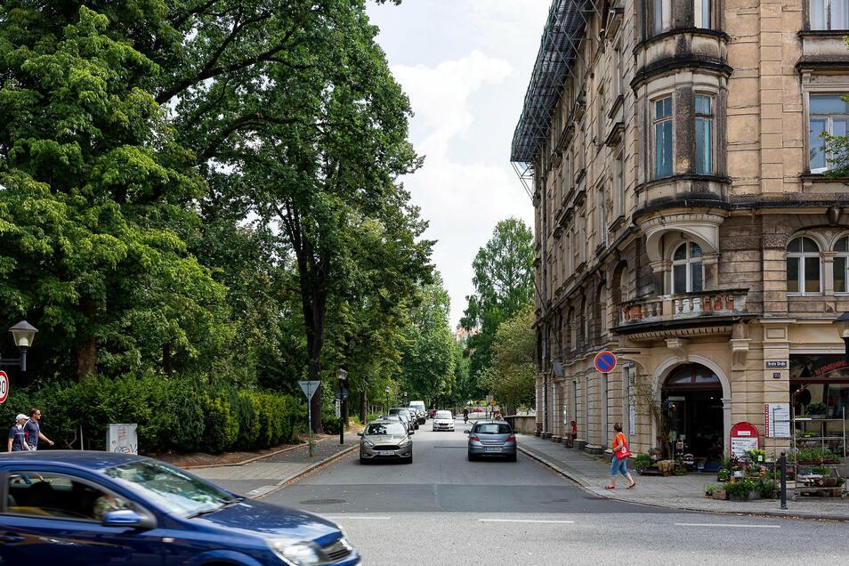 Sicher über die Breite Straße: Dafür sorgt ab Ende August eine neue Ampel in Höhe der Nicolaistraße.