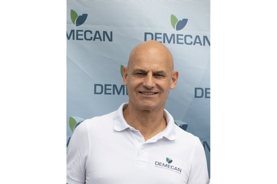 Jörg Sellmann ist neuer Geschäftsführer und Mitgesellschafter bei Demecan in Naunhof.