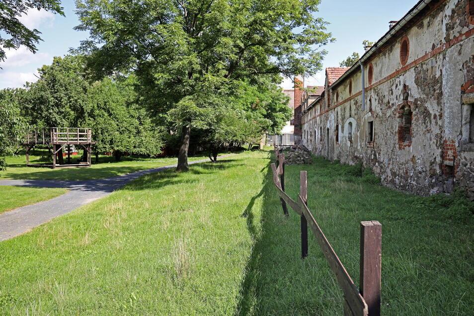 Das einstige Volksgut Göhlis hat bis heute viel von seinem Charme bewahrt.