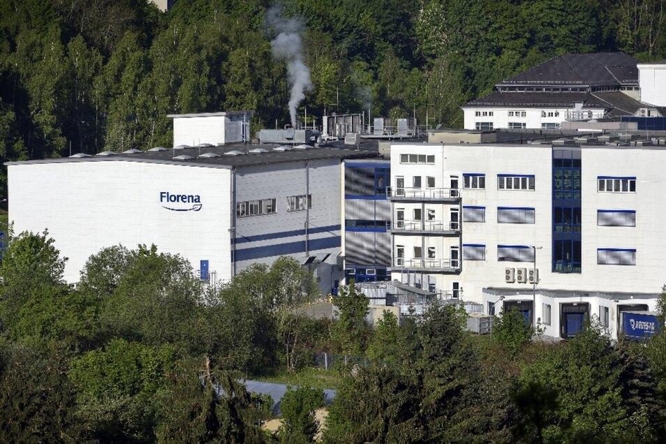 In ihrem Waldheimer Werk nimmt die Beiersdorf AG eine neue Produktionslinie in Betrieb.